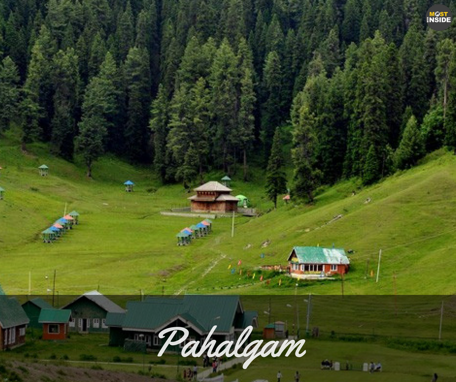 Pahalgam Honeymoon