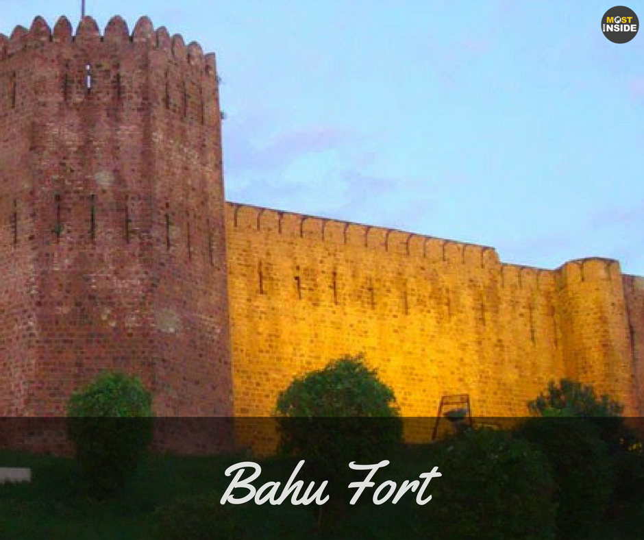 Bahu Fort Honeymoon
