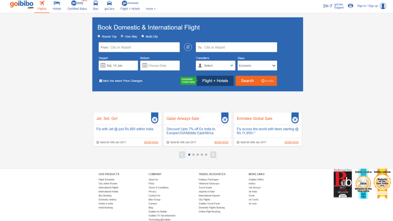 How We Found the Best Airfare Sites