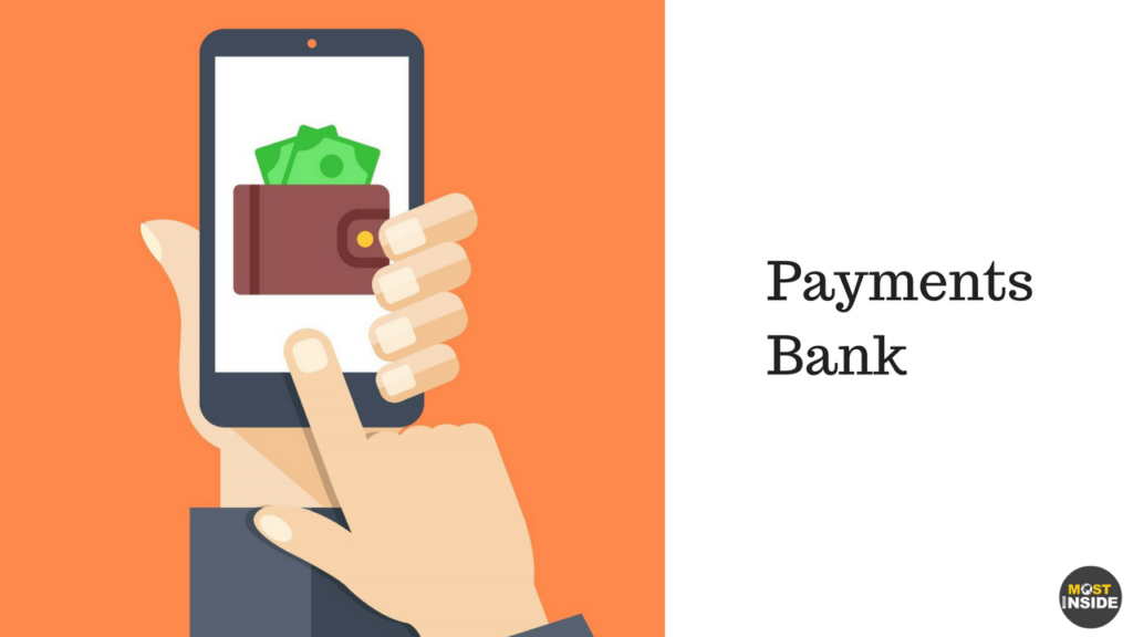 Payments Bank India