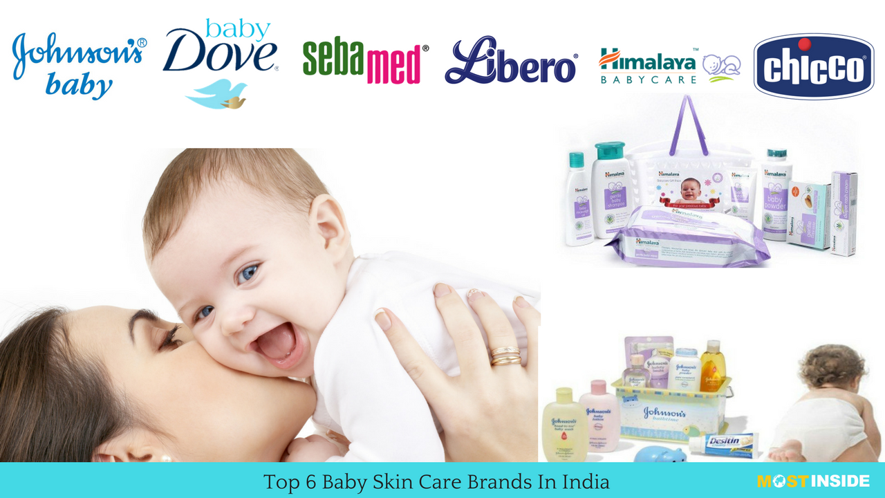 Top Best Baby Skin Care Brands In India