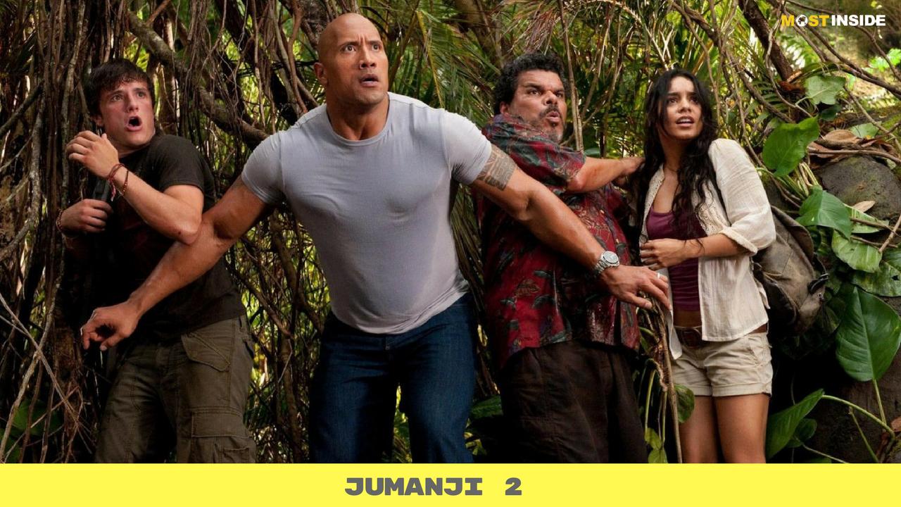 Jumanji 2 Movie 2017