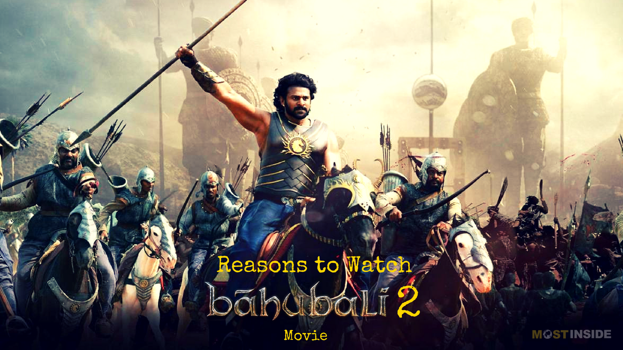 Watch Bahubali 2 Movie