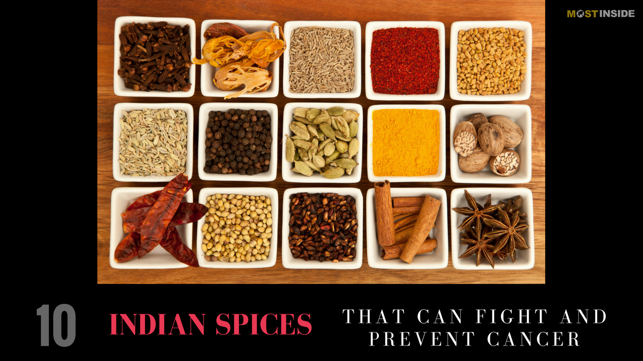 Indian Spices Cancer