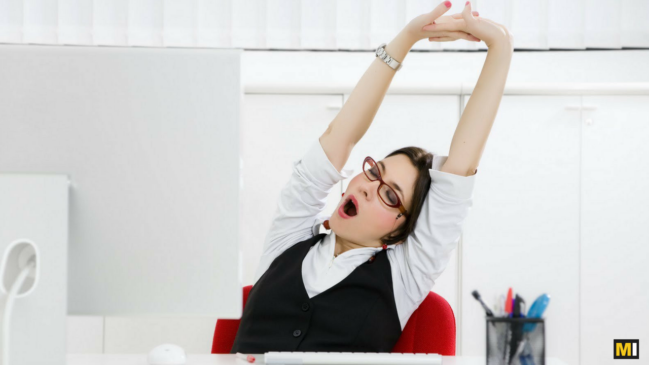How To Stop Feeling Sleepy In Work Place