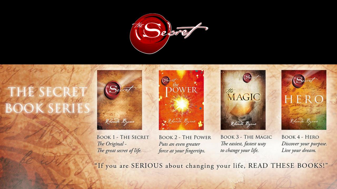 The Secret Books Collection
