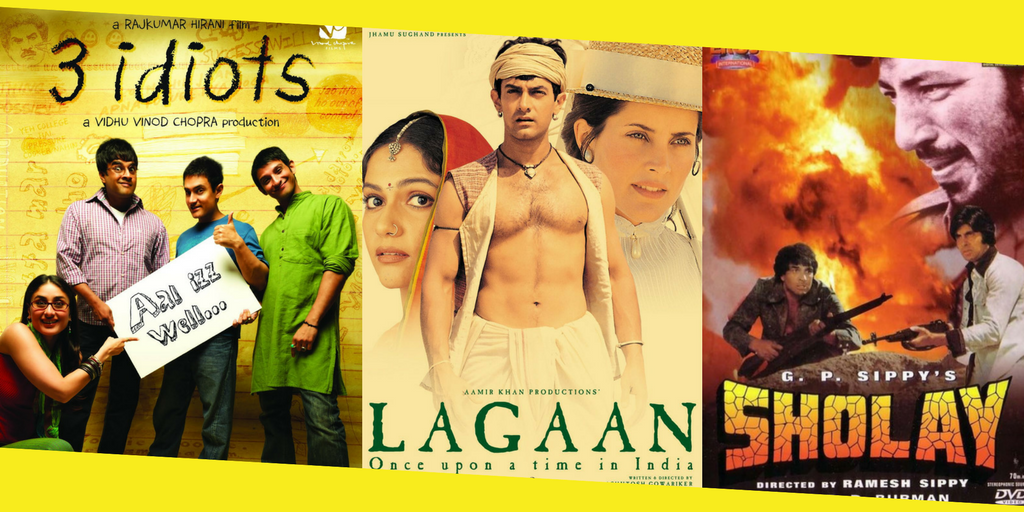 Top Bollywood Movies All Time