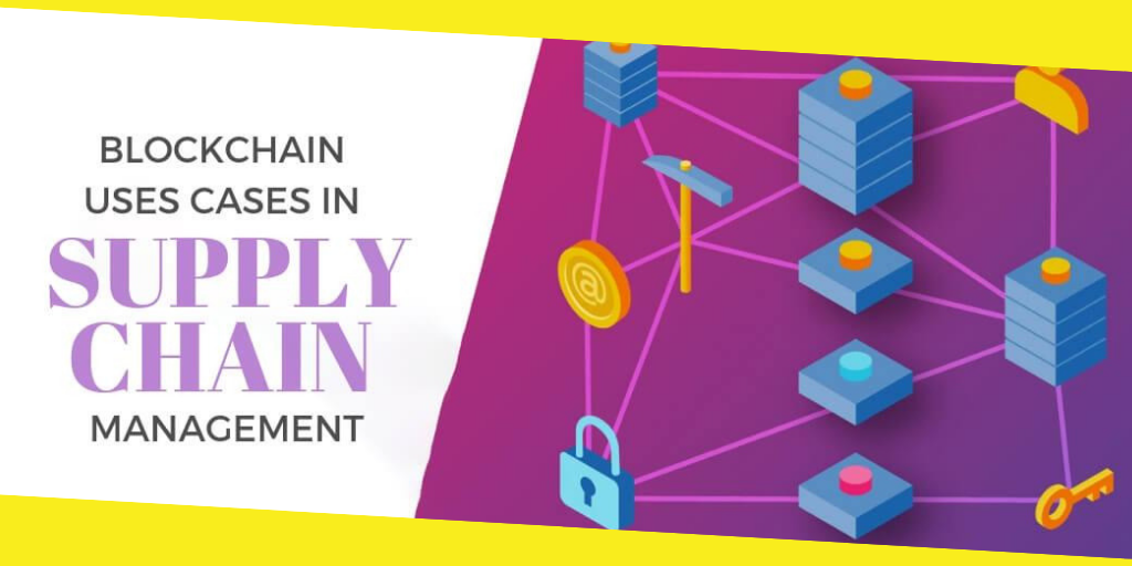 Technology Management Image: Blockchain Uses Cases In Supply Chain Management