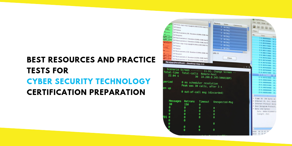best resources and practice tests for cyber security technology ...