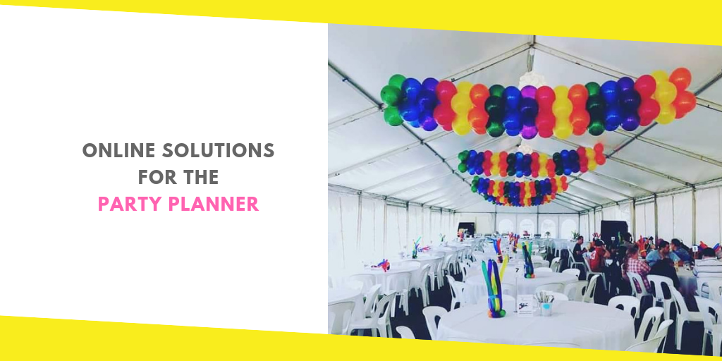 online solutions for the party planner