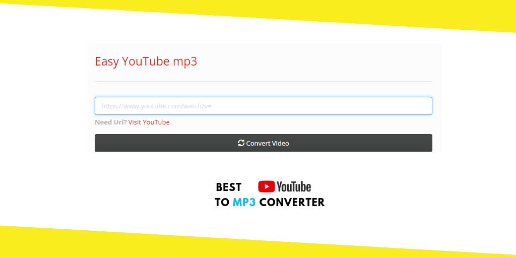 easy youtube mp3