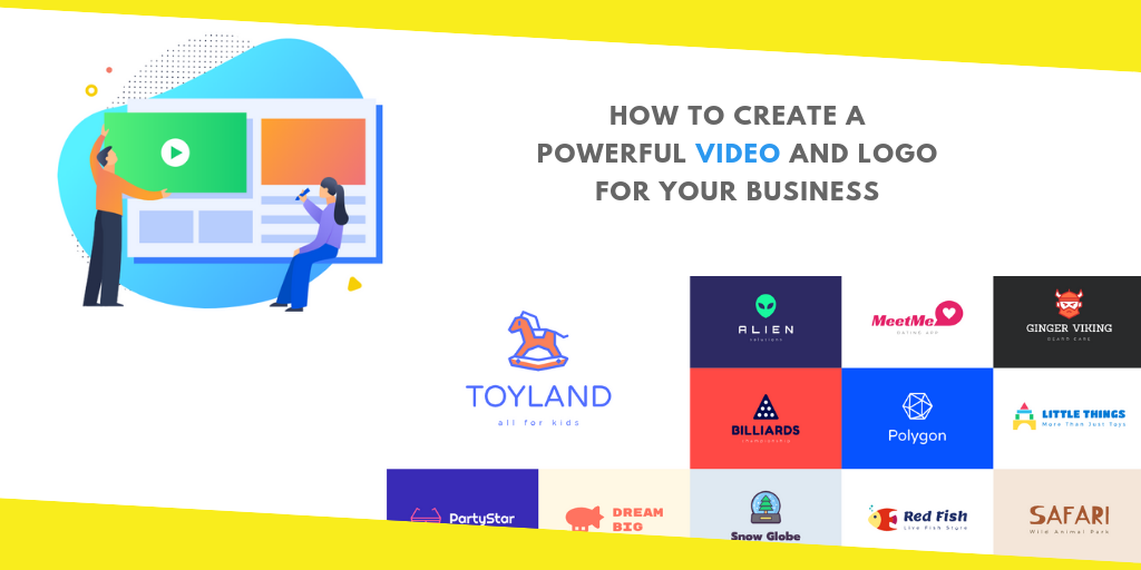 how to create your own logo for your business