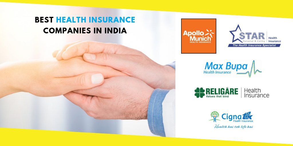 5 Best Health Insurance Companies In India