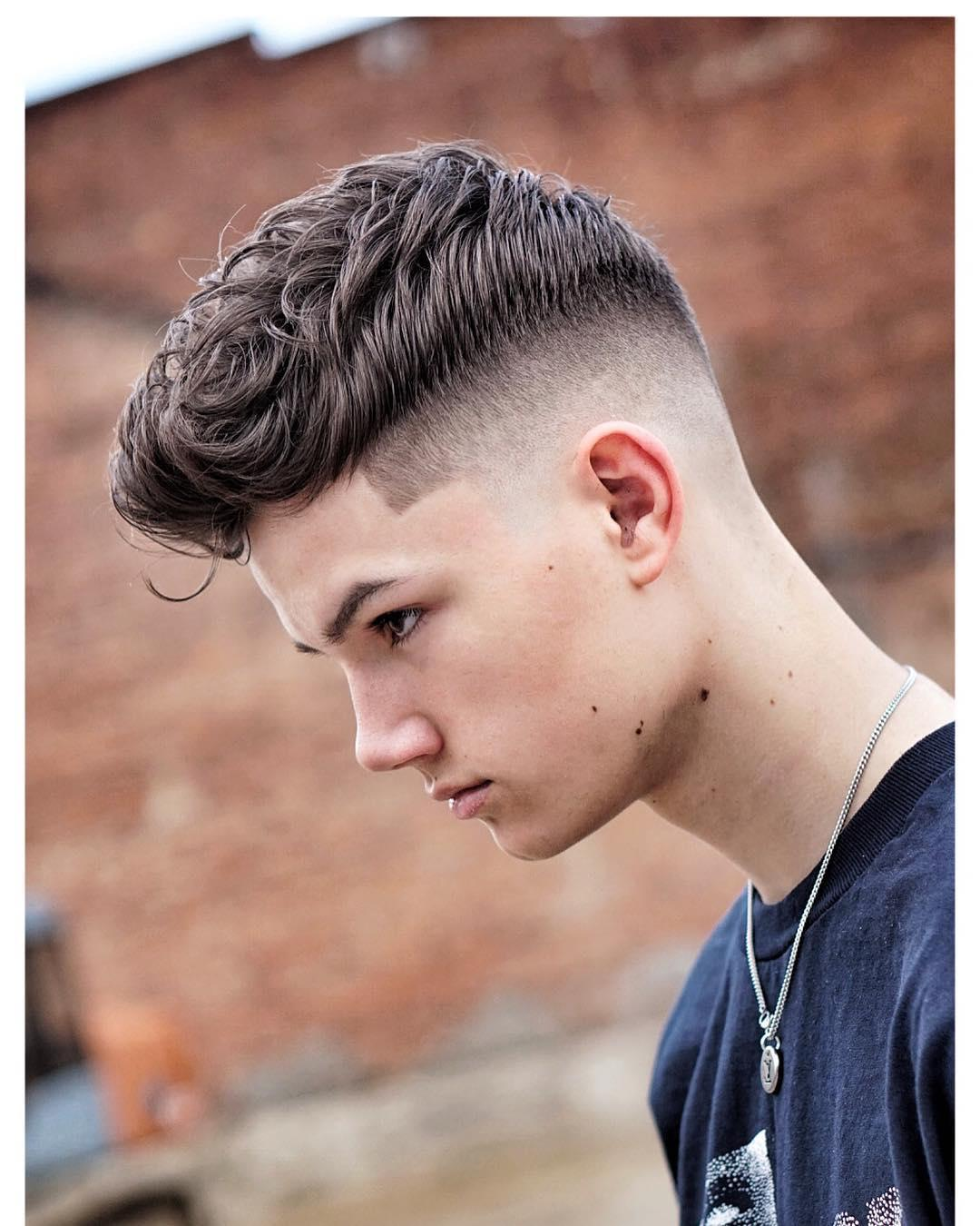 10 Beautiful Boys Haircuts for School 2019 | Menshaircuts.Com