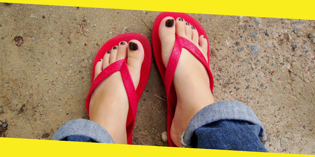 Best Flip Flops That Cares for Your Feet