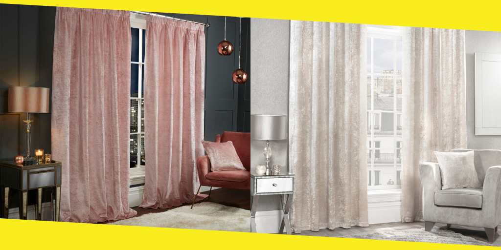 Crushed Velvet Curtains, Can You Wash Crushed Velvet Curtains