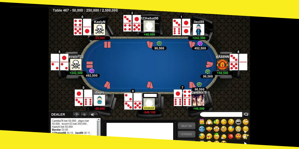 Guide on How to Play Online BandarQ Gambling on the Trusted PKV Games site