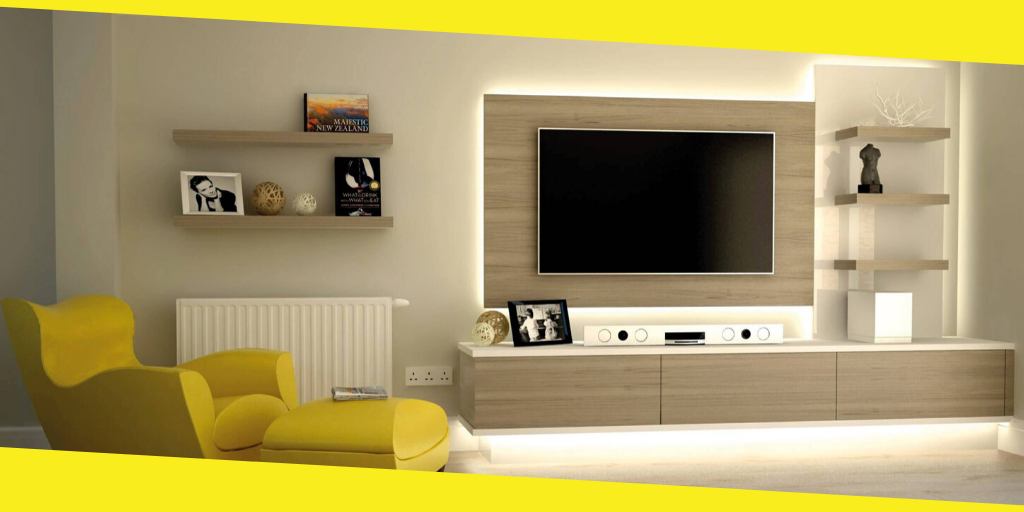 Tv Stand Ideas To Make Your Living Room Look Modern